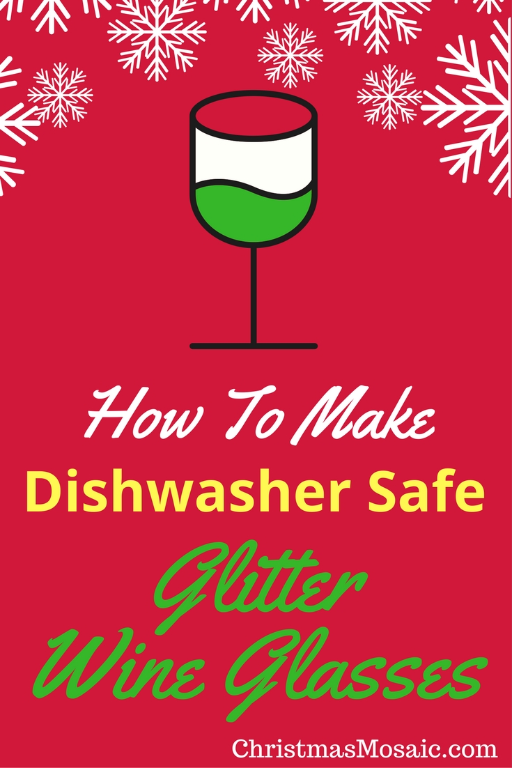 how to clean wine glasses in a dishwasher